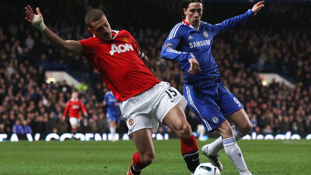 Chelsea FC Vs. Manchester United, 2011 UEFA Champions