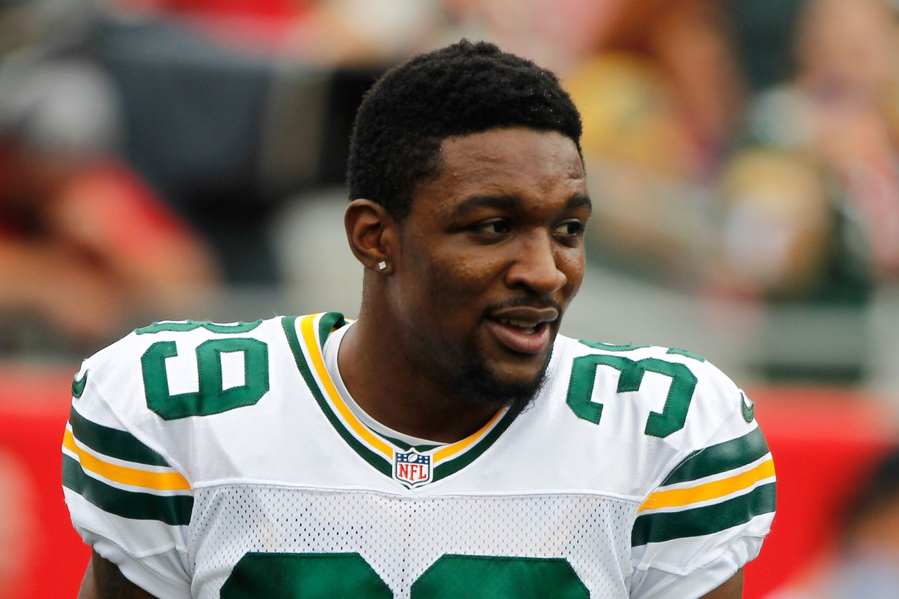 Packers: Goodson suspended, Paler released