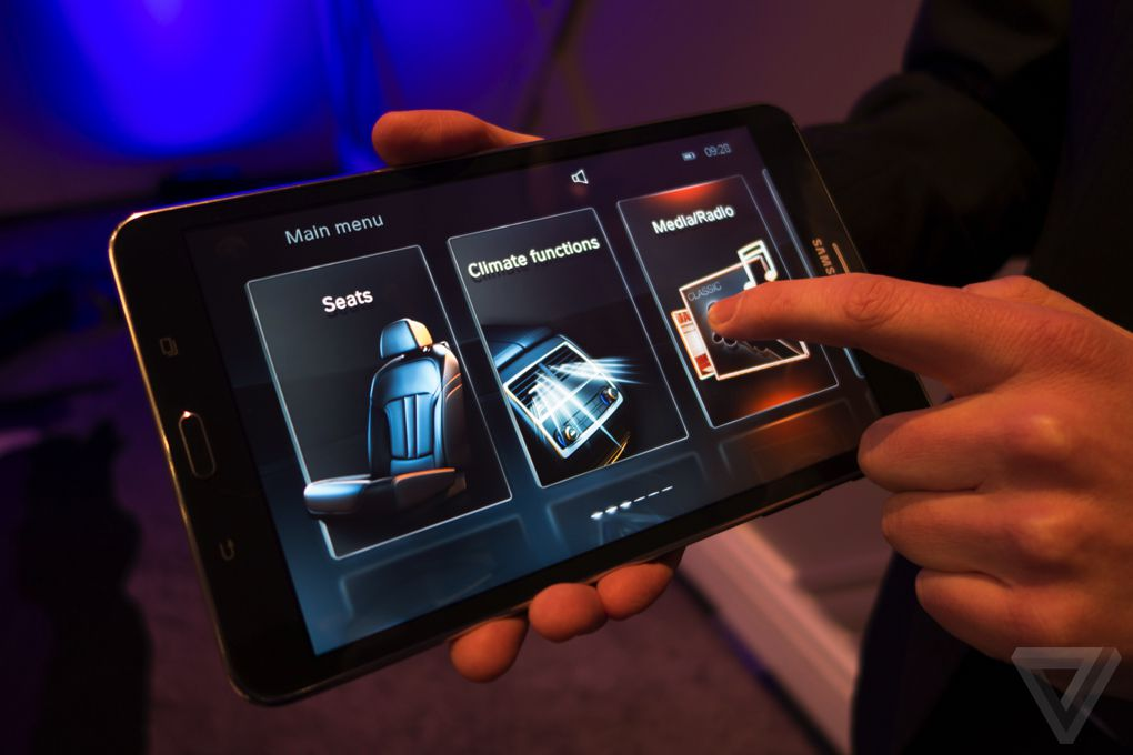 BMWs of the future will have Samsung tablets and gesture ...