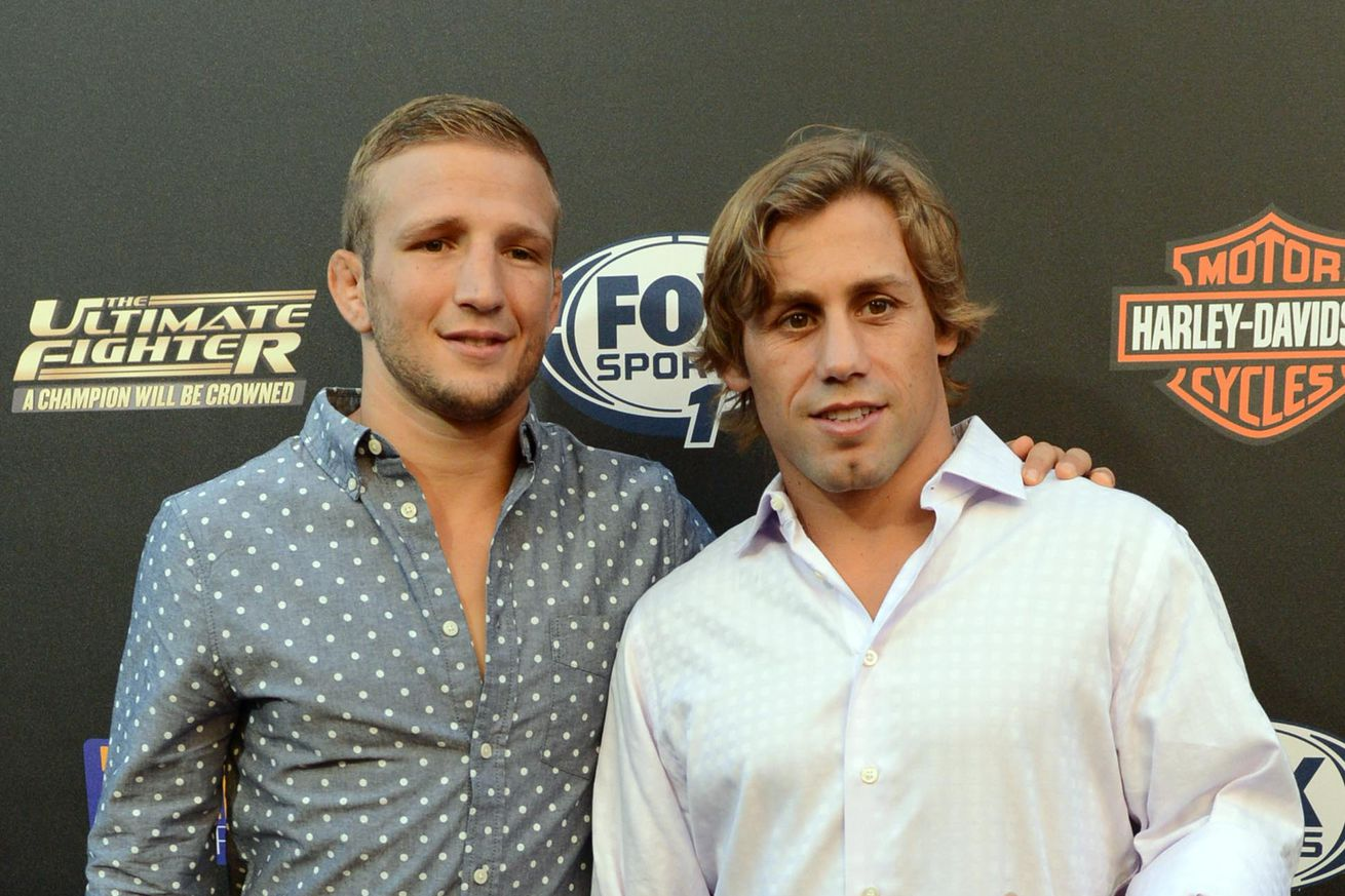 community news, T.J. Dillashaw says Urijah Faber crossed the line with PED accusation, relationship not salvageable