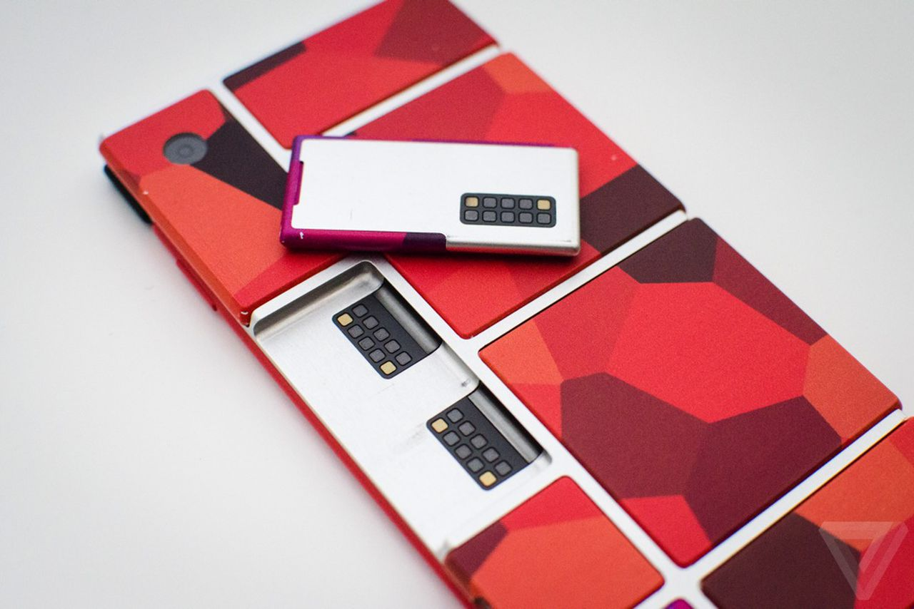 Google delays its Project Ara modular smartphone until 2016 | The Verge