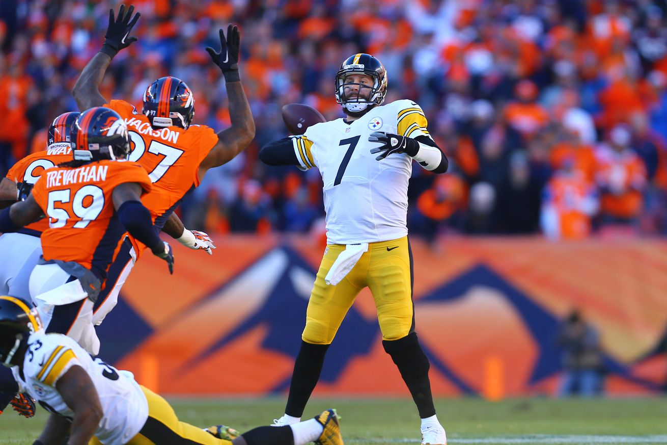 Indianapolis Colts 2016 opponent preview: Getting to know the Pittsburgh Steelers