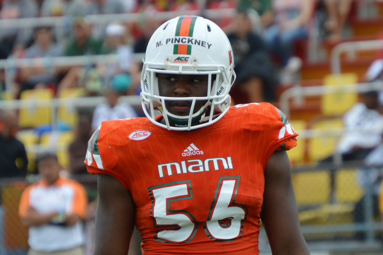 The Silent Killer: Michael Pinckney is ready to make a ...