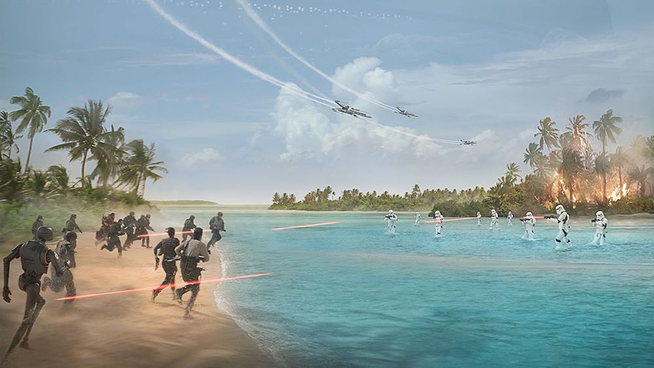 New 'Rogue One: A Star Wars Story' featurette goes behind-the-scenes