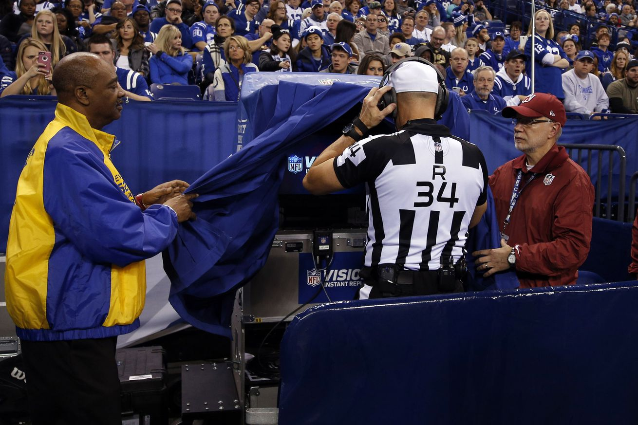 National Football League owners vote to expand rules surrounding instant replay