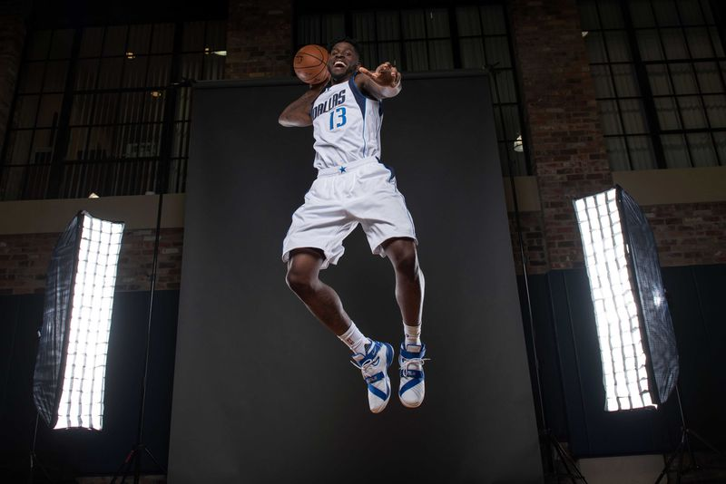 NBA: Dallas Mavericks-Media Day
