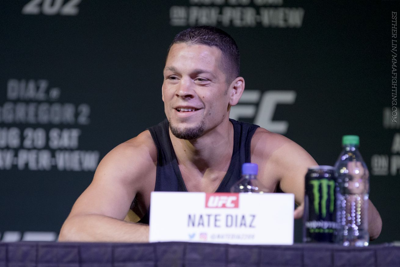 community news, Nate Diaz says Conor McGregor is 'lying to himself' and 'trying to make himself believe'