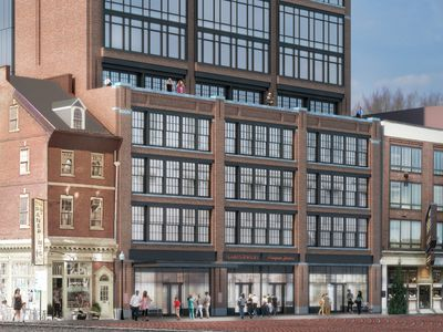 Toll Bros Reveals Jewelers Row 29 Story Tower Renderings Curbed