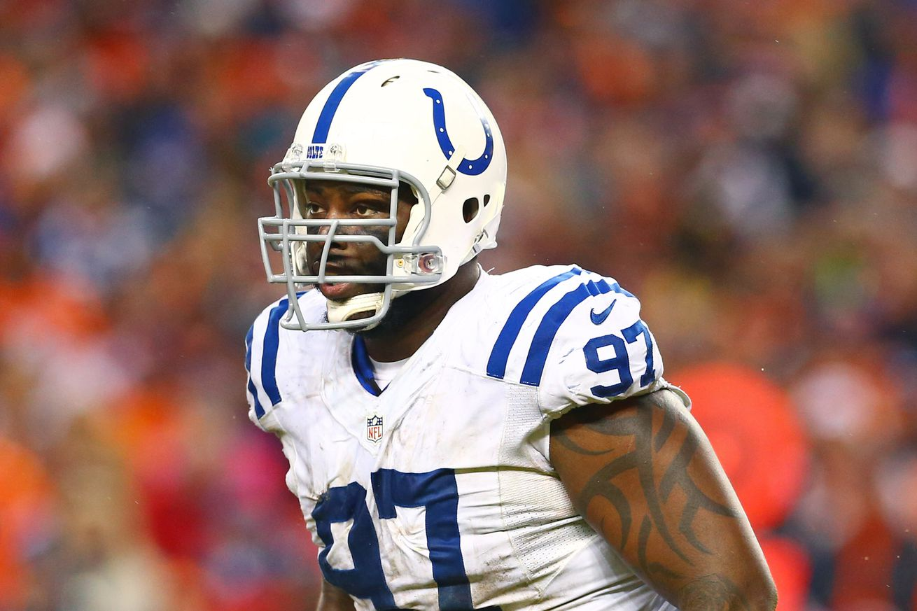 Colts DE Art Jones suspended for violating PED policy