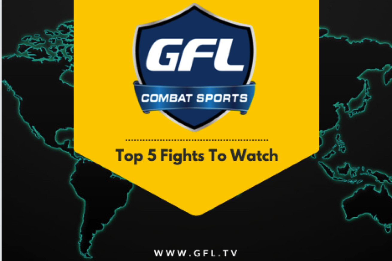 GFL Top 5 Fights to watch this weekend not named UFC 202
