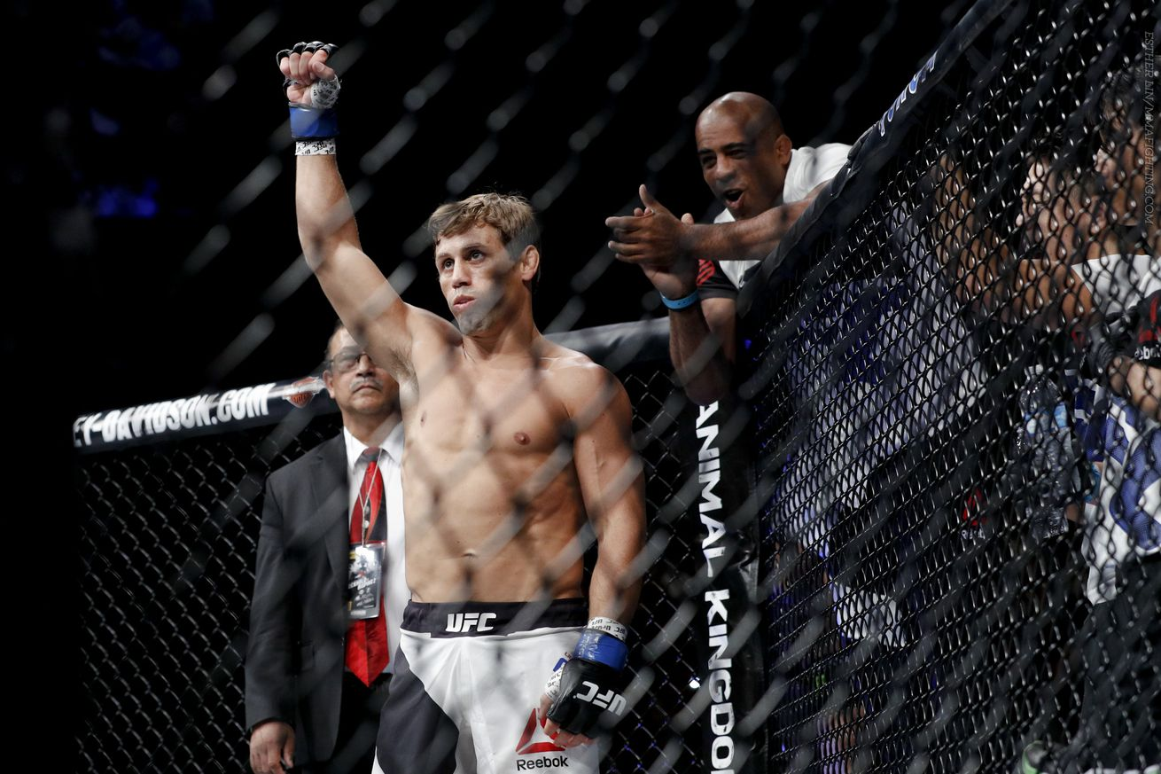 community news, Urijah Faber wonders if PEDs will eventually lead to attempted murder charge