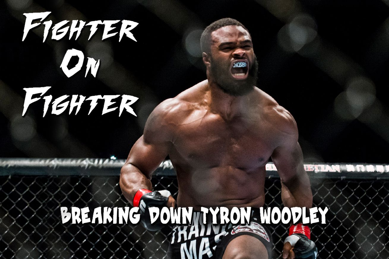 community news, Fighter on Fighter: Breaking down UFC 201s Tyron Woodley