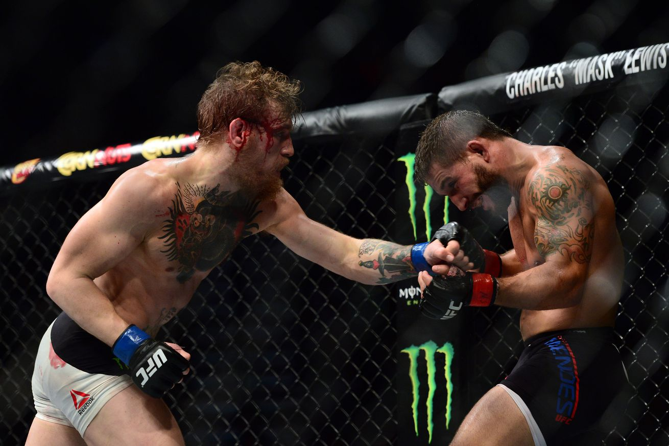 community news, Bonus watch! Potential UFC 196 McGregor vs Diaz award winners tonight in Las Vegas