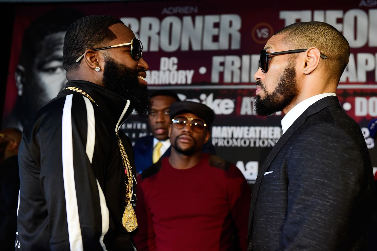 Broner takes on Theophane with criminal charges looming