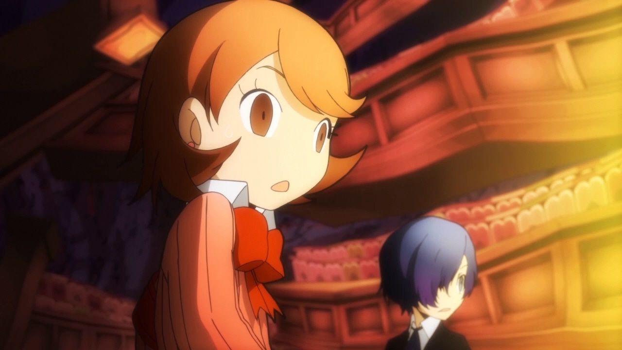 persona yukari character games 3ds trailers english released shadow takeba nintendo screenshot anime teddie ken characters capsulecomputers following labyrinth atlus