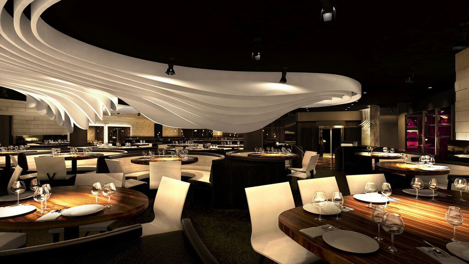 Stk chicago reveals renderings of the 39 sexiest steakhouse for Tablet hotels chicago