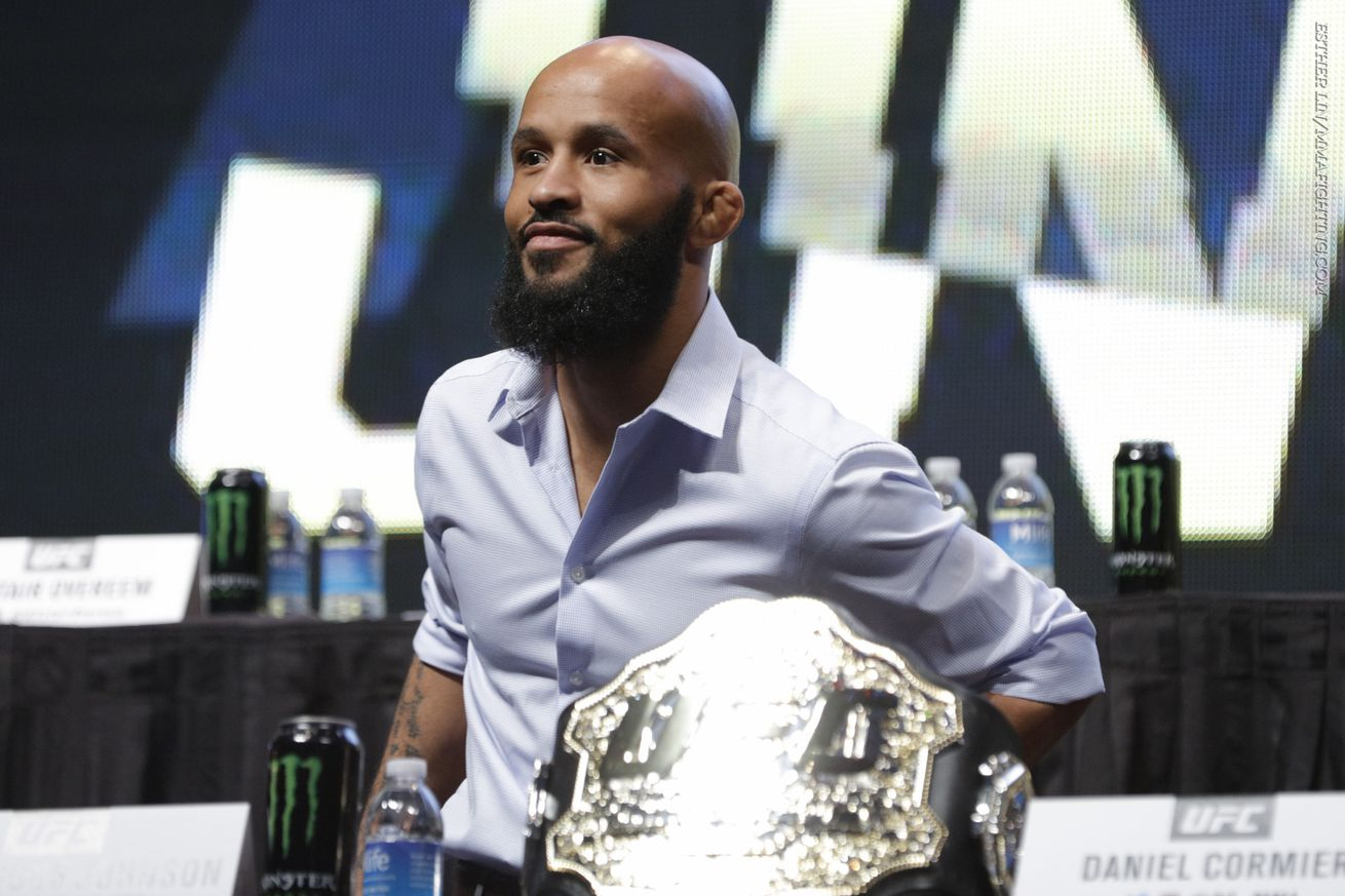 community news, UFC flyweight champion Demetrious Johnson signs new eight fight contract