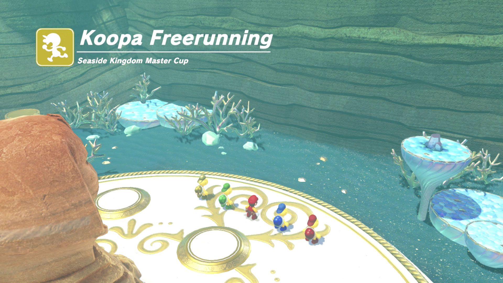 Super Mario Odyssey Guide Seaside