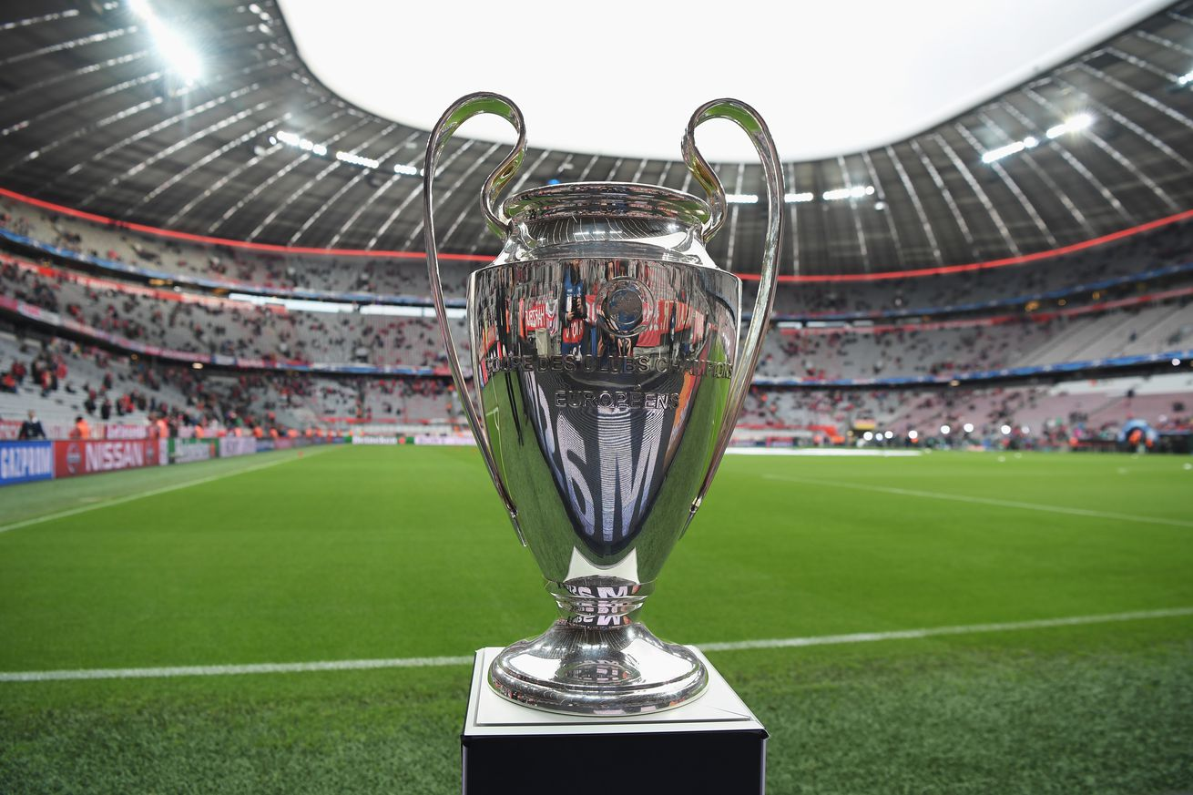 2019 UEFA Champions League Final - Wikipedia