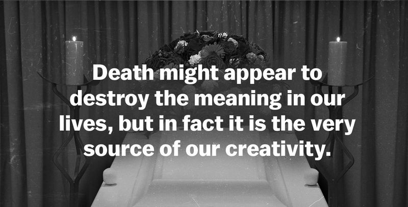 mortician quote