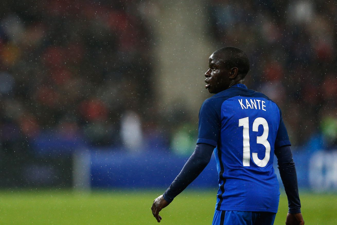 N'Golo Kante Relishing Other Clubs' Interest, Casts Doubt