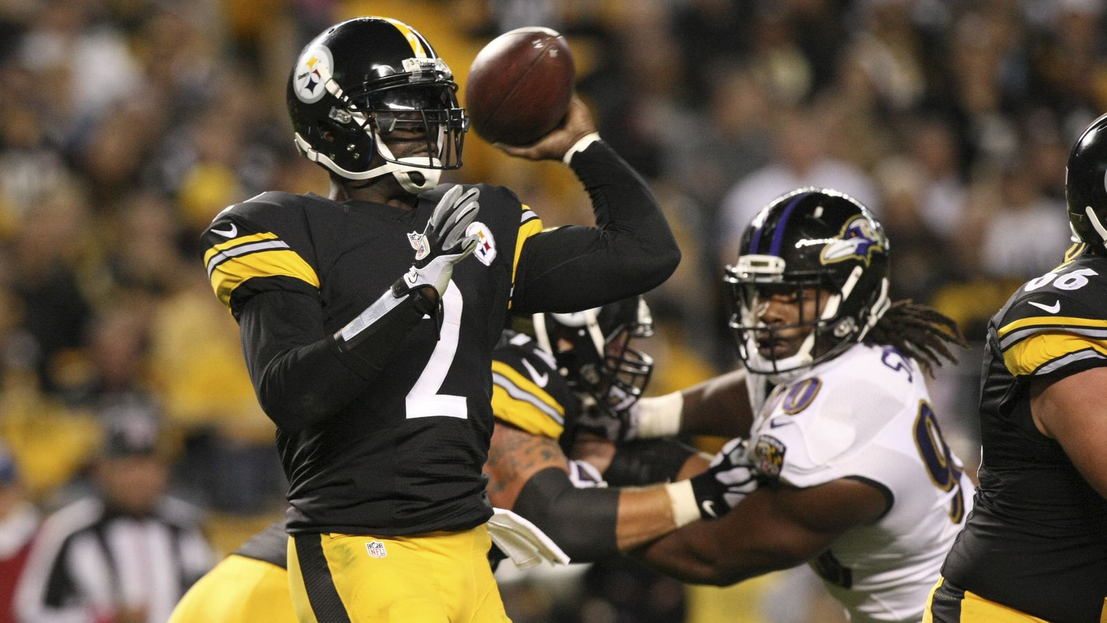 Pittsburgh Steelers Grades vs. the Baltimore Ravens - Football ... f3076a415