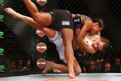 Claudia Gadelha: Joanna Jedrzejczyk's jiu-jitsu is weak