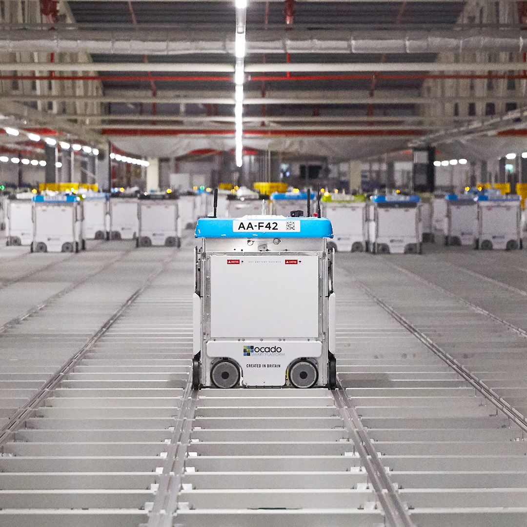 Welcome to the automated warehouse of the future - The Verge
