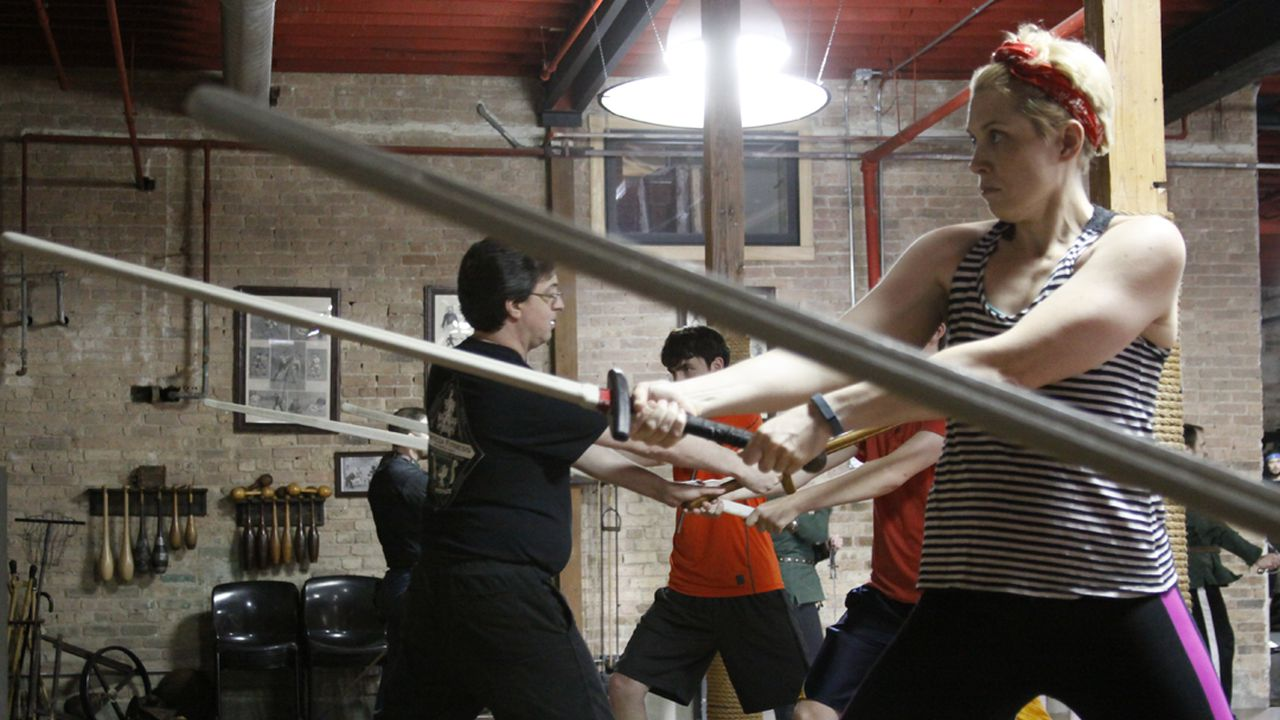 Thumbnail for Knight classes: Inside Chicago's only school for medieval longsword