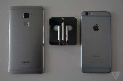 Huawei Mate S hands-on photos
