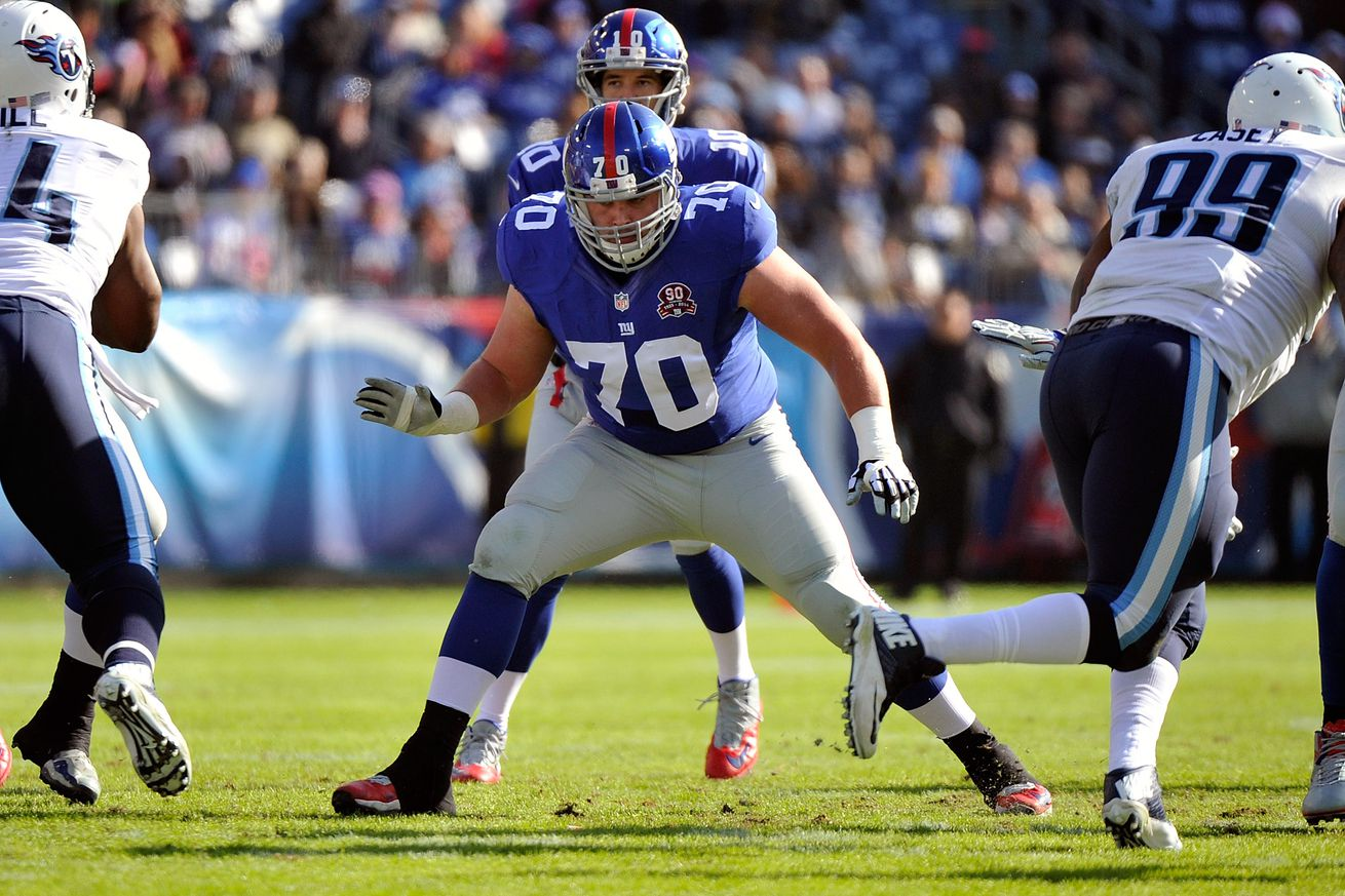 NFL Jerseys Sale - Tom Coughlin says Weston Richburg Will Compete At Center; Dallas ...