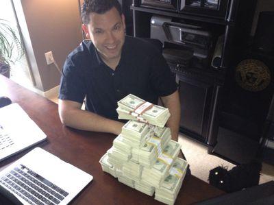 tim sykes cash