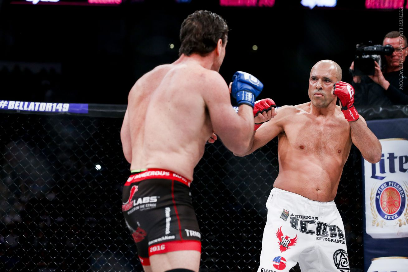 community news, Royce Gracie: Ken Shamrock's alleged steroid use 'made no difference' at Bellator 149