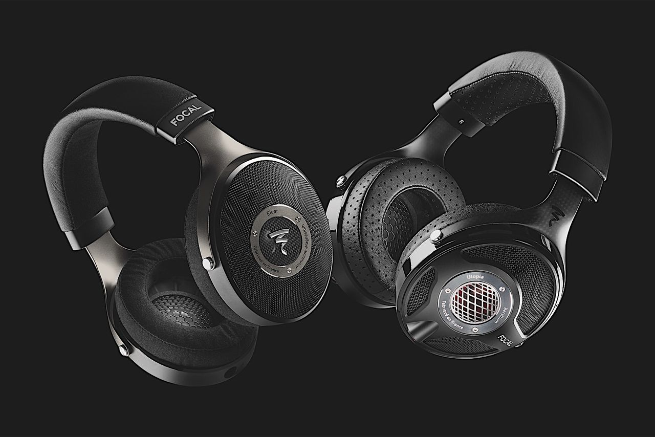 focal s new headphones mix metal and leather for a high end audio experience the verge. Black Bedroom Furniture Sets. Home Design Ideas