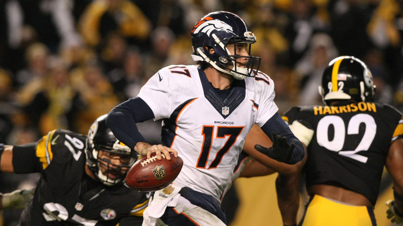 is denver broncos in the playoffs bookmakers sportsbook