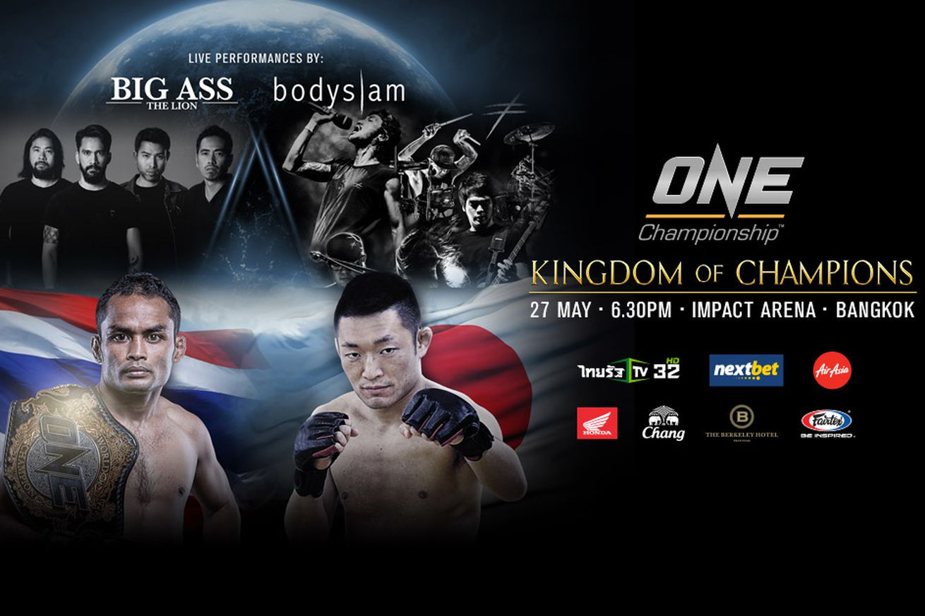 ONE: Kingdom of Champions preview (Pt. 1)