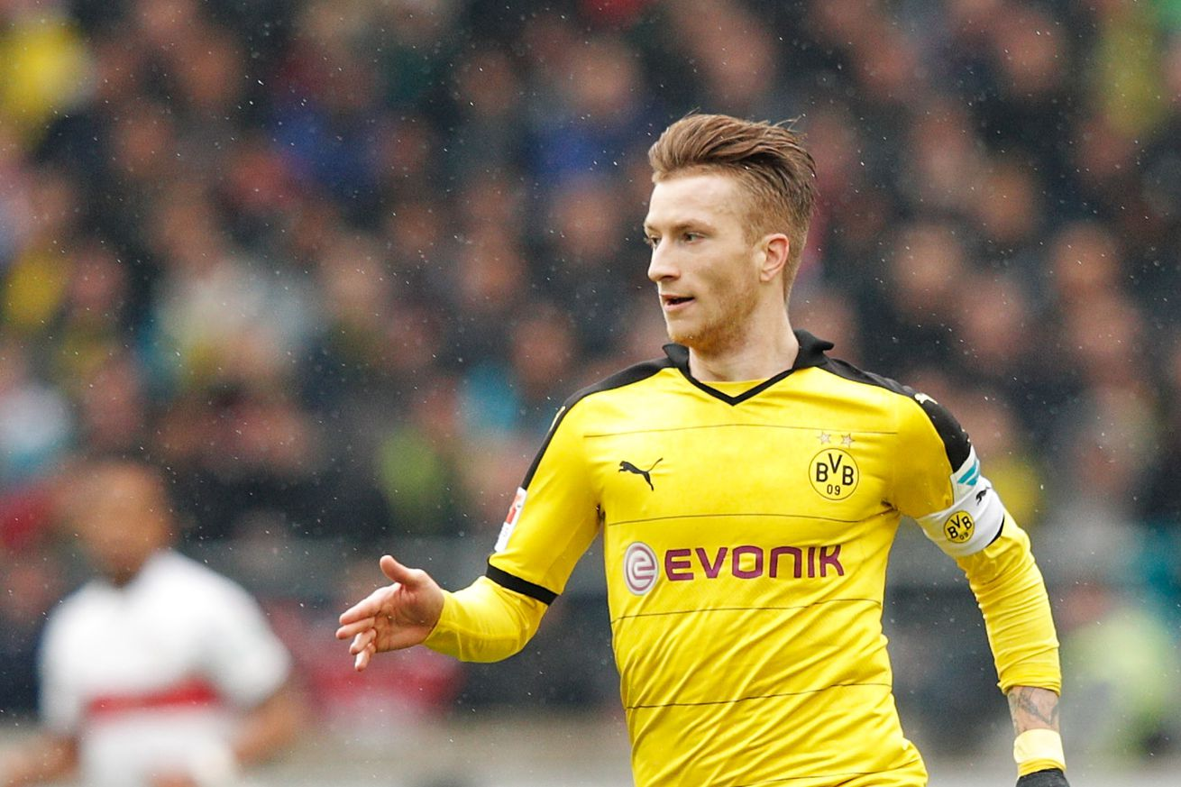 Reus left out of Germany´s Euro 2016 squad