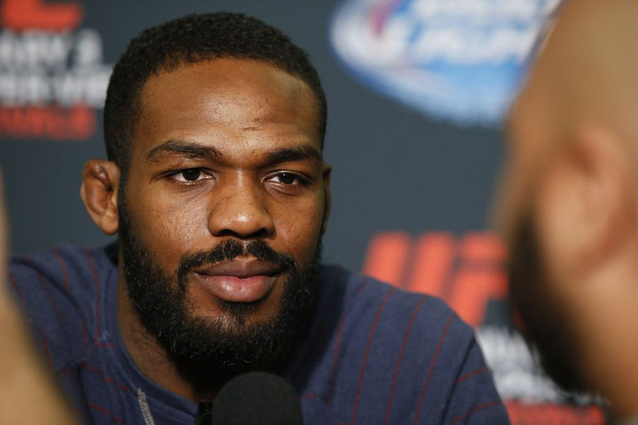 Morning Report: Jon Jones: Im expecting to be back in the Octagon really soon