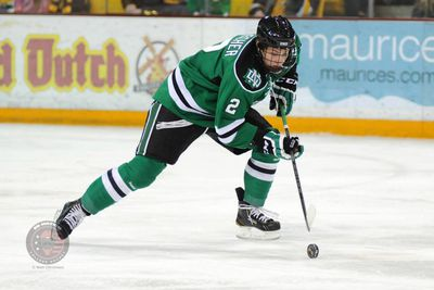 NCHC: North Dakota's Troy Stecher Becoming A Top Free Agent Prospect