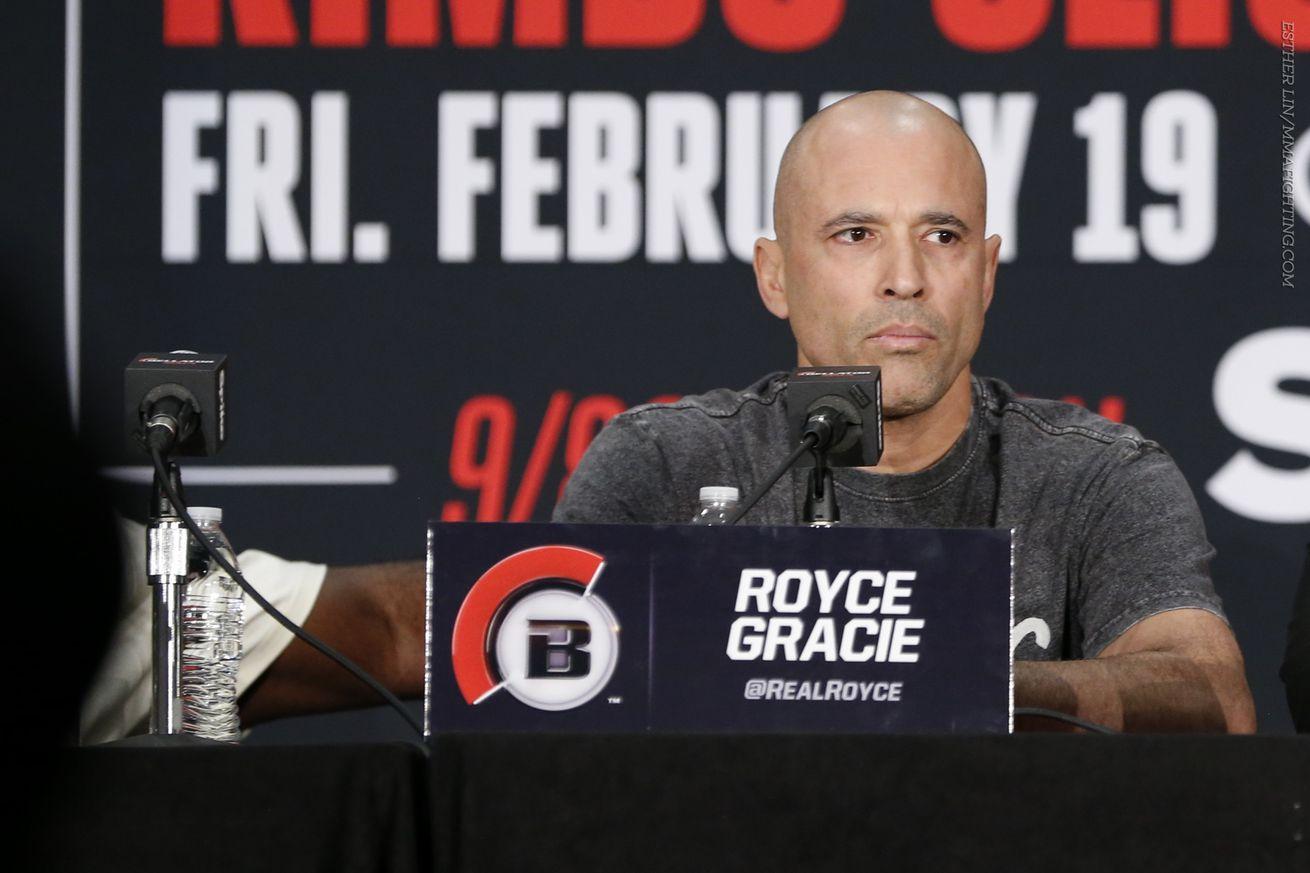 Bellator fighters inspired by the return of Royce Gracie