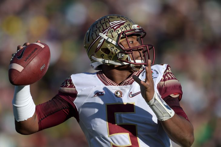 Jameis Winston's NFL Draft decision reportedly still up in the air