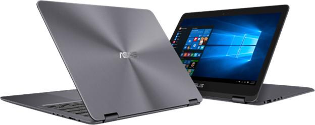 Asus Releases The Convertible ZenBook Flip UX360