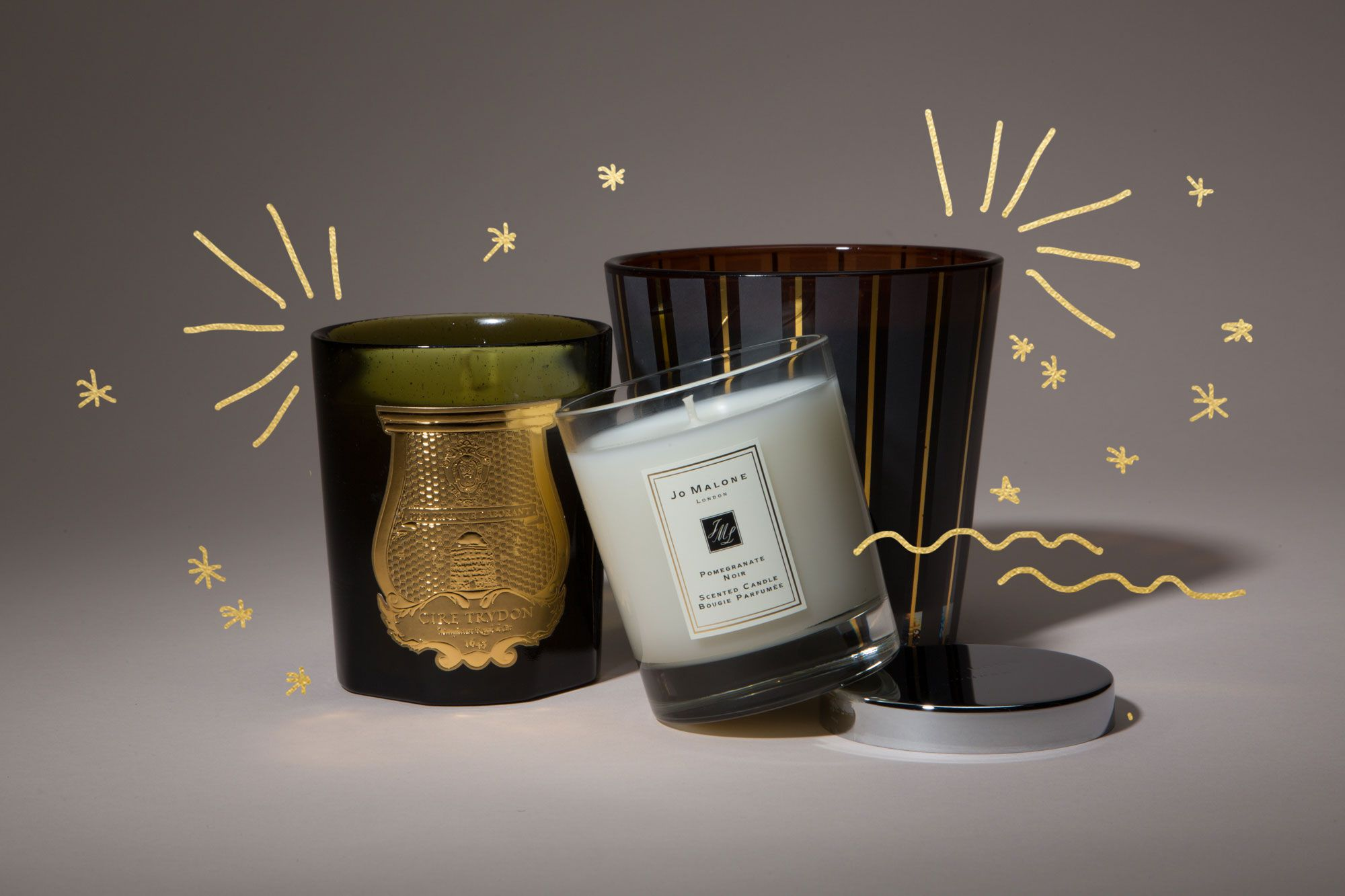 What Ignited Our Burning Desire For Luxury Candles Racked