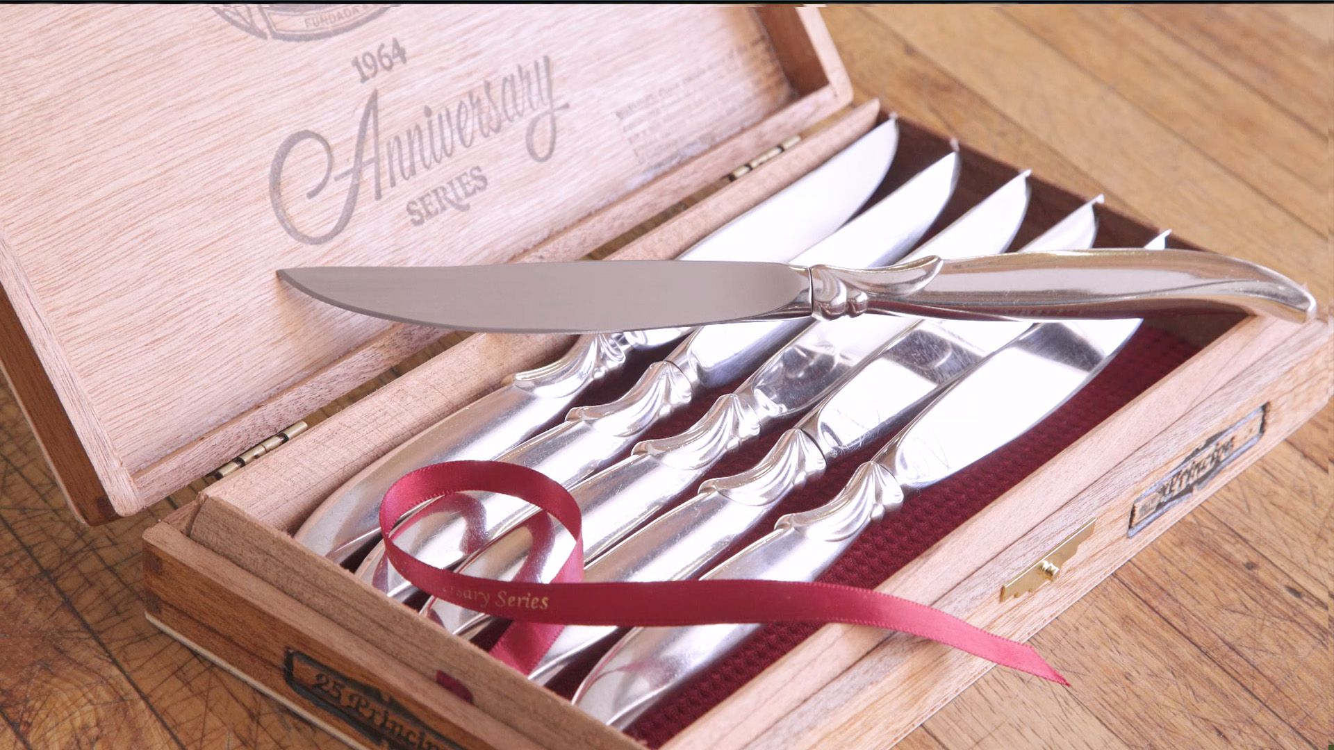 How to (Safely) Transform a Butter Knife into a Steak Knife