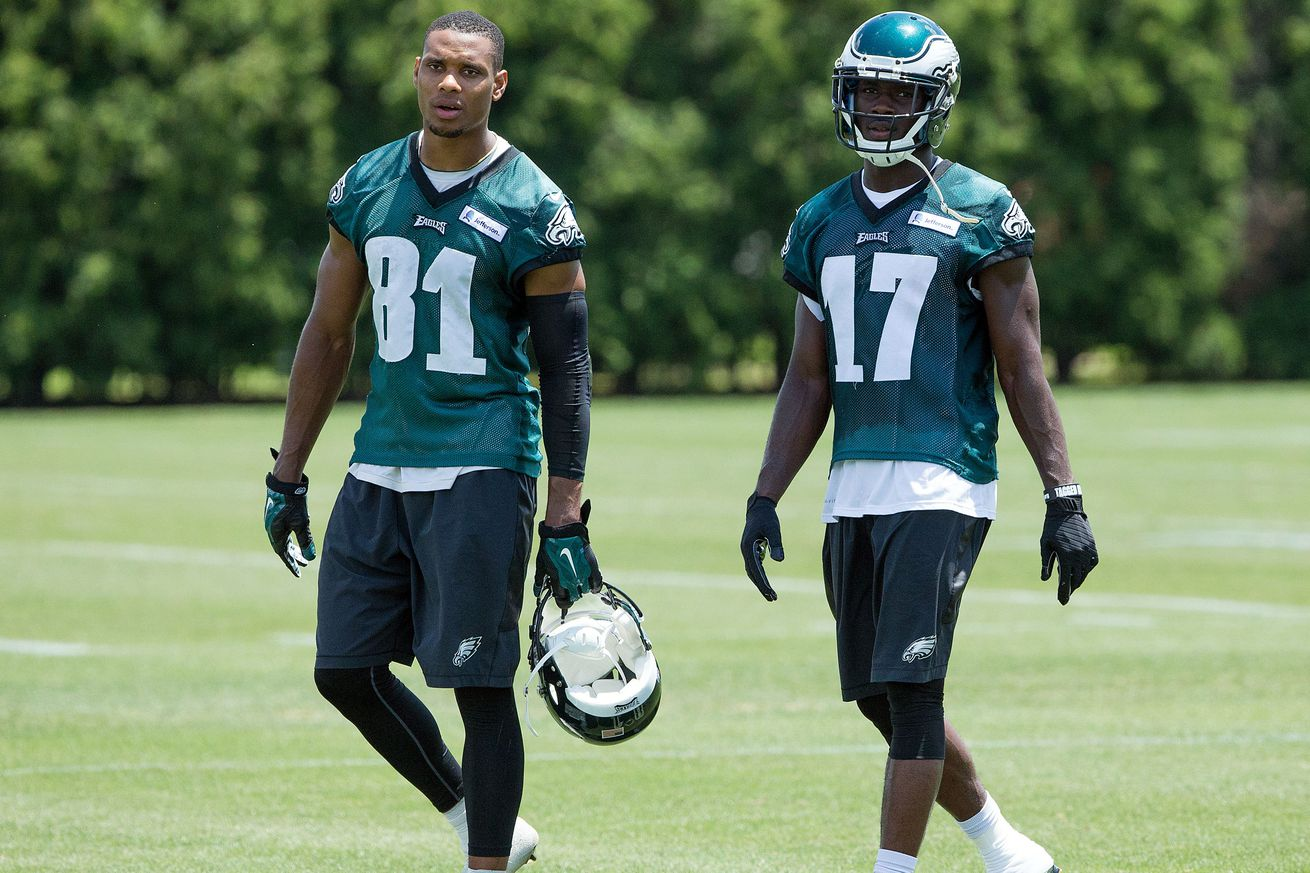 Nike jerseys for sale - Eagles News: Jordan Matthews is already serving as a mentor to NFL ...