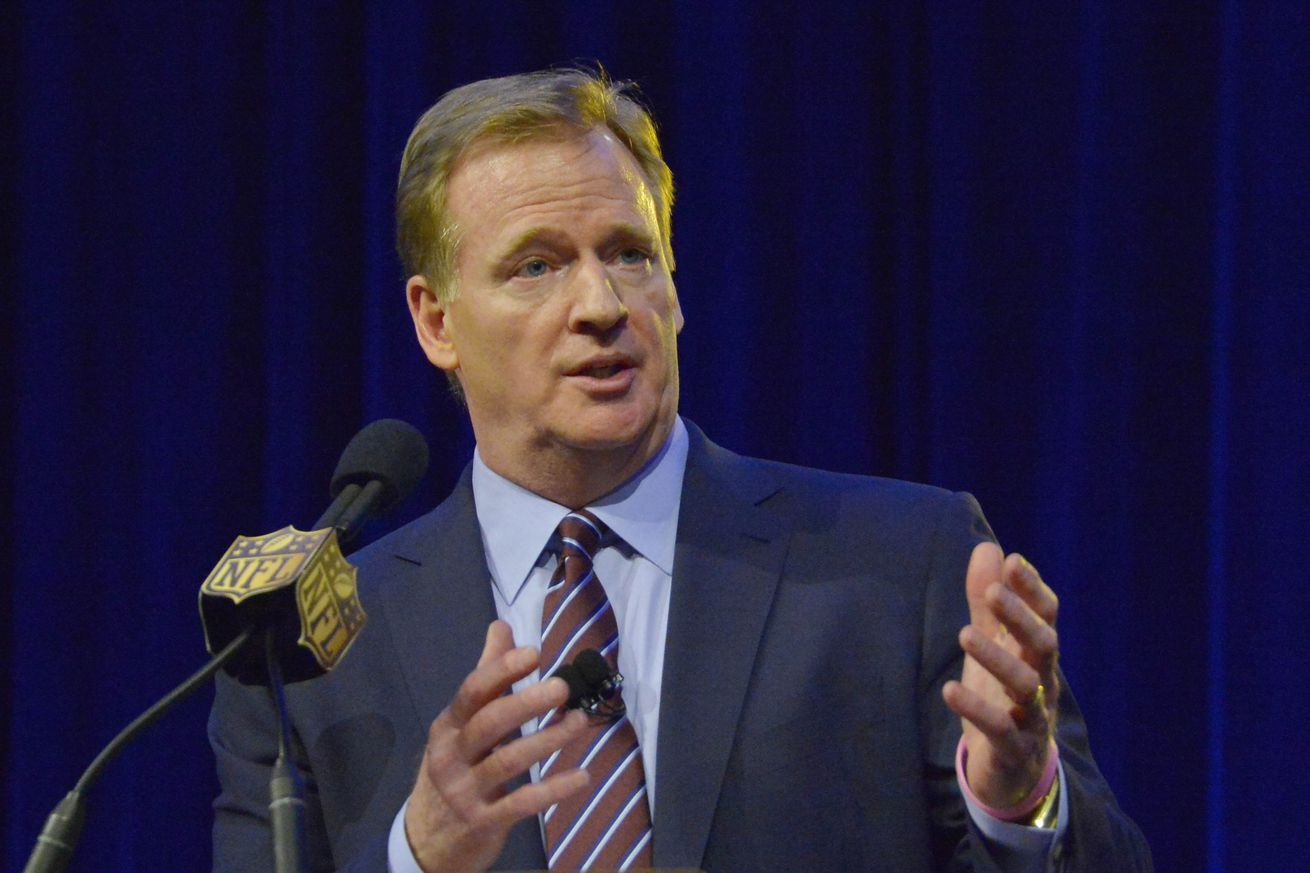2016 State of the Game Address: Roger Goodell Thinks We Are Stupid