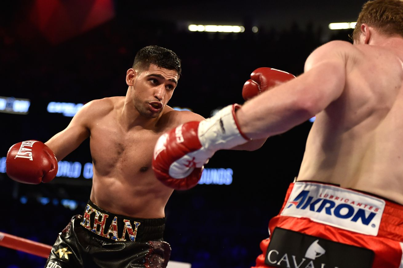 Boxings Amir Khan open to MMA career, says fight with Conor McGregor would be massive