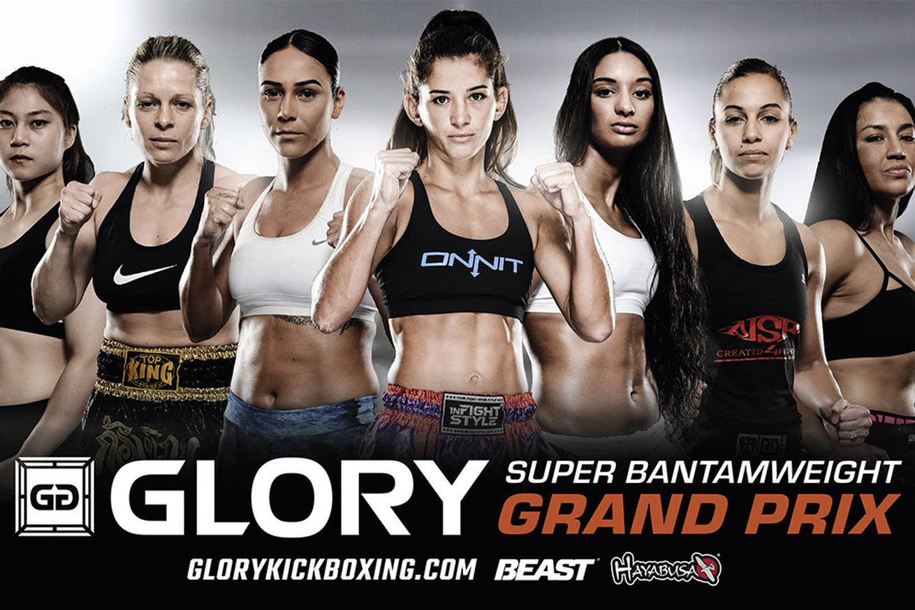 community news, GLORY announces launch of womens super bantamweight division, Grand Prix Tournament