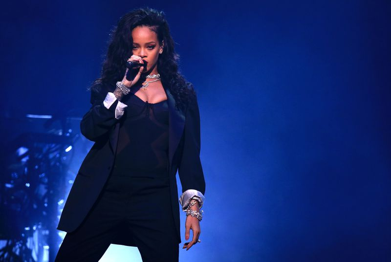 Rihanna just released a new single, Bitch Better Have My Money