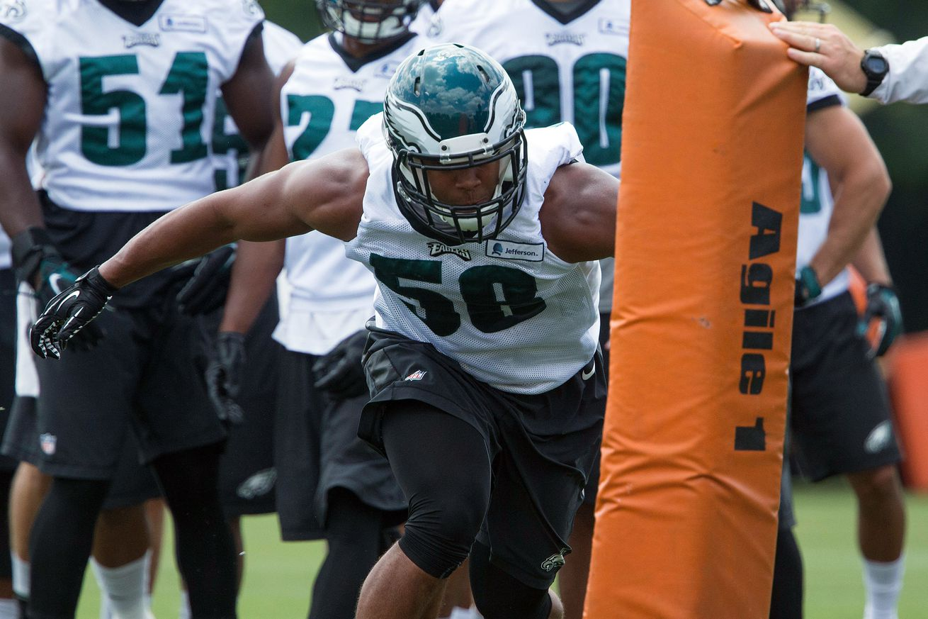 NFL Jerseys Outlet - Eagles News: Jordan Hicks could be the next DeMeco Ryans ...